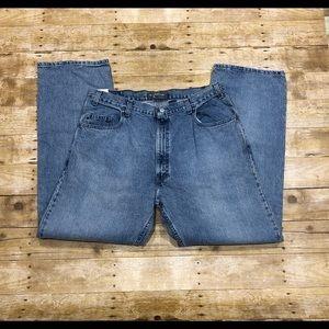 Levi's Silvertab Loose Fit Denim Jeans 38 x 34